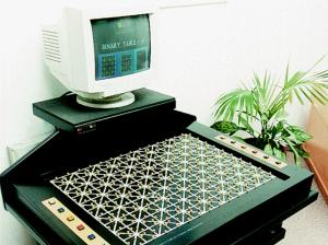 מערכת שולחן בינארי שפותחה ע