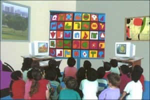 """מרכז למידה בברזיל שהוקם ע""""י """"אמות חשיבה"""""""