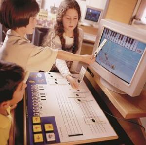 תחום המוסיקה משולב במערכת מולטימדיה קיד, שזיכתה את צוות מפתחי